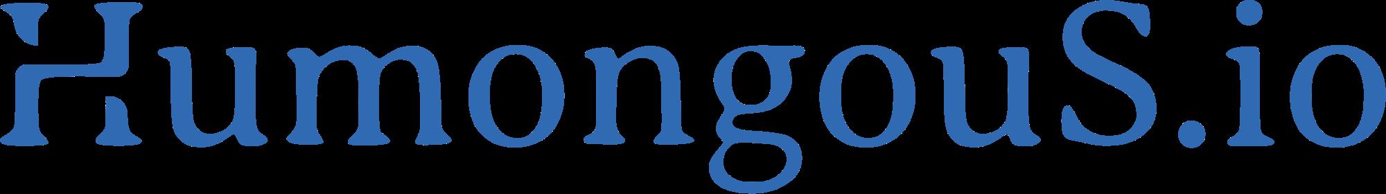 humongous logo